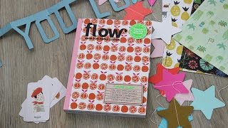 Flow Book For Paper Lovers 2015