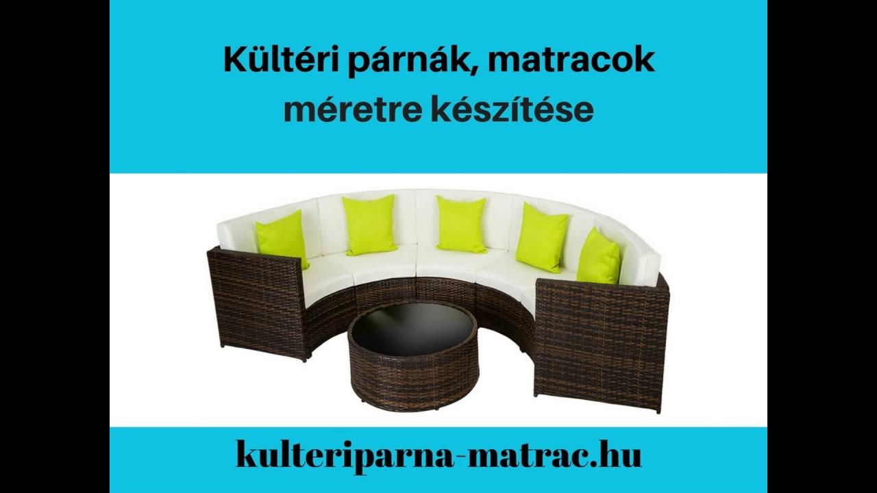 Kültéri párna és matrac méretre készítés munkafolyamatai. Textilklinika  Szolgáltató Centrum 174ec3370e