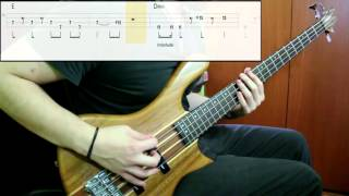 Tame Impala - The Less I Know The Better (Bass Cover) (Play Along Tabs In Video)