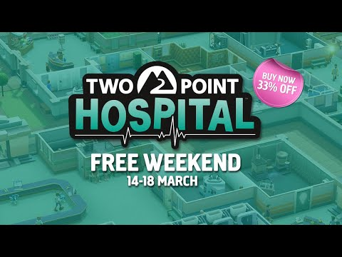 Half-Life headcrabs have infested Two Point Hospital's free weekend