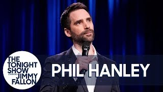 Phil Hanley Stand-Up