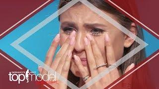 Kommt Romina trotz der Nominierung ins Finale? | Germany's next Topmodel 2017 | ProSieben