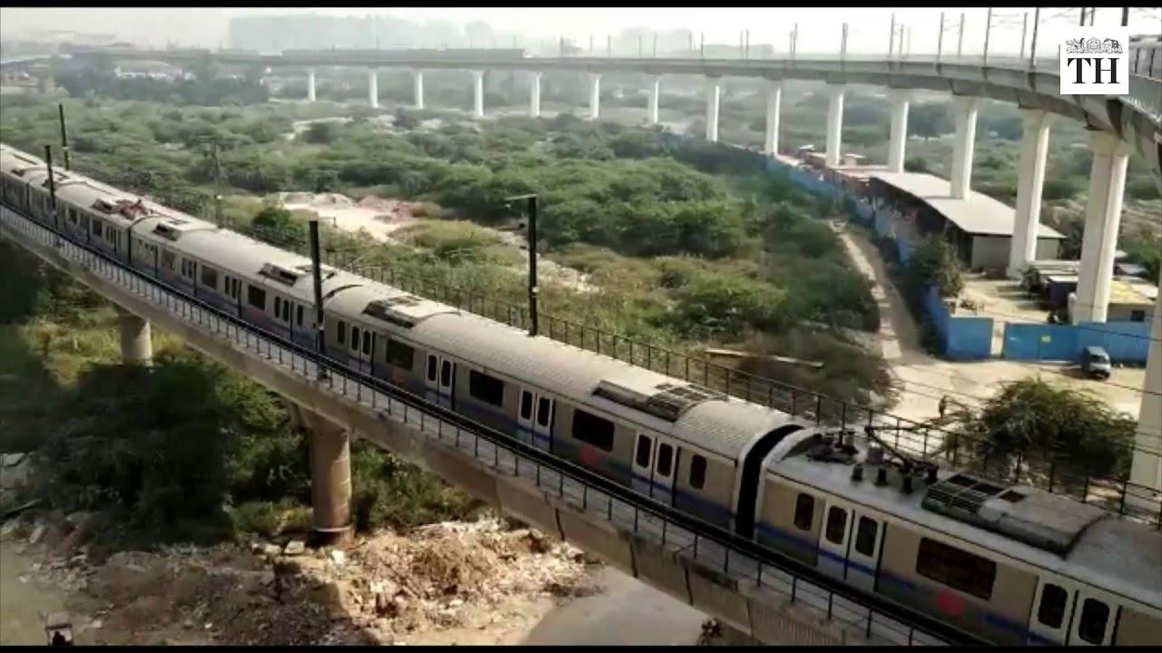 Delhi Metro expands with Shiv Vihar-Trilokpuri corridor