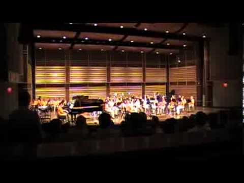 Knollcrest Music Camp 2014 - The Seal Lullaby by Eric Whitacre