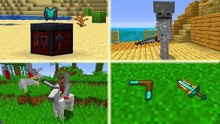 9 Broni i Rzeczy Związanych z Walką, Które Powinny Być w Minecraft 1.15!