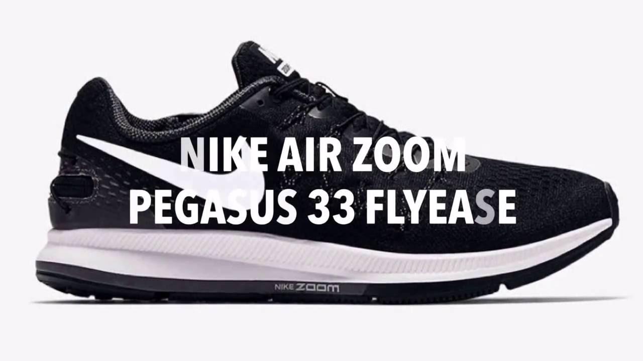 NIKE AIR ZOOM PEGASUS 33 FLYEASE / SNEAKERS T