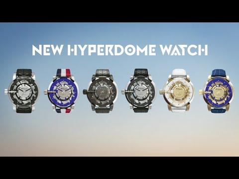 [듀퐁] 하이퍼돔 시계 컬렉션