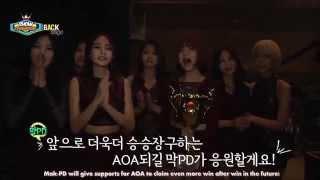 Video [Eng Sub] 141122 AOA - MBC Show Champion Backstage CUT download MP3, 3GP, MP4, WEBM, AVI, FLV Juli 2018