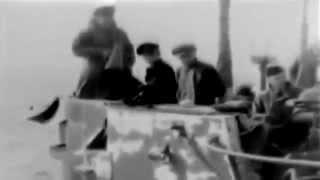 Surrender Of German Submarine U858, May 1945