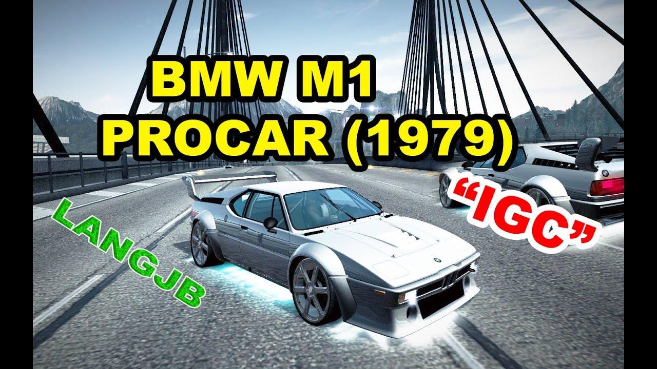 NFS World BMW M1 Procar (1979)