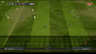 FIFA 10 After  Update for Next Generation 2010 Graphic Patch - Match: All Stars vs. Inter Mediolan