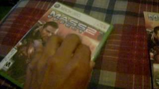 Mass Effect 2 Unboxing
