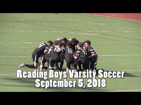 RMHS Boys Varsity Soccer 9/5/18