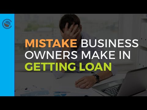 Mistakes That Will Get You Denied For Business Credit And Loans And How To Get Approved