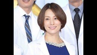 米倉涼子、決めゼリフ「私、失敗しないので。」は合計70回 「ドクターX...