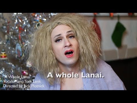 A Whole Lanai Oh Holy Night  Tom Lenk