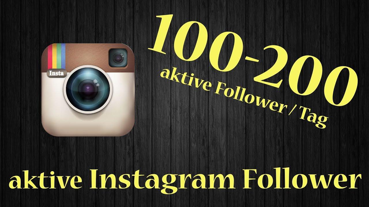mehr follower auf instagram 200 follower pro tag deutsch. Black Bedroom Furniture Sets. Home Design Ideas