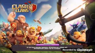 [Clash Of Clans]Ipin Feat Upin Perfect War