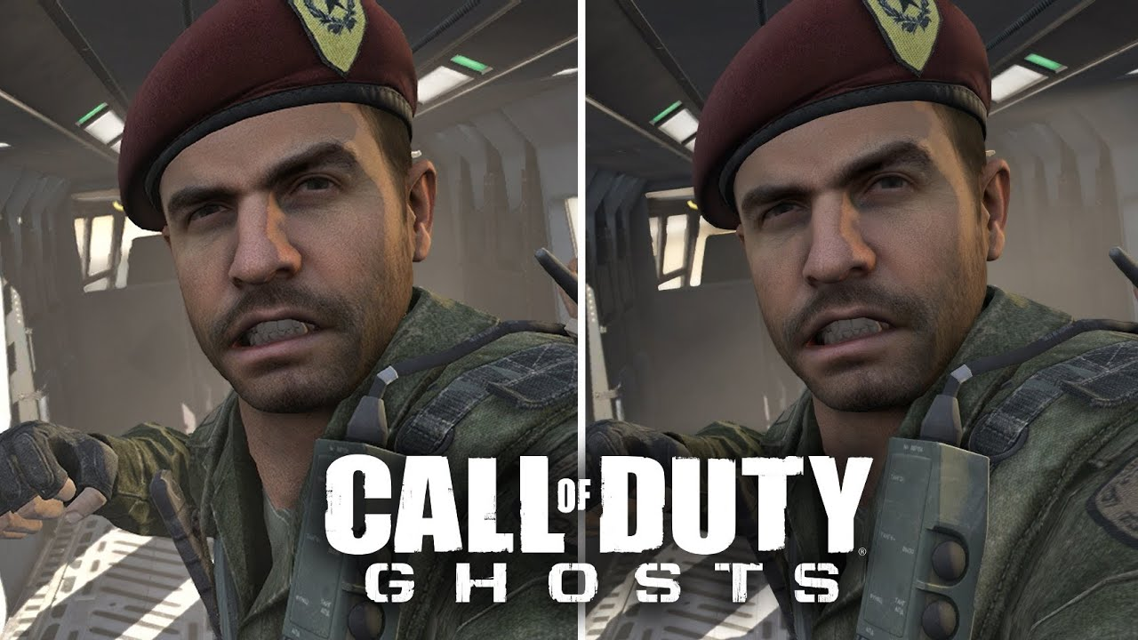 Call of Duty: Ghosts - Xbox One vs. PS4 Graphics ...Xbox One Vs Ps4 Graphics