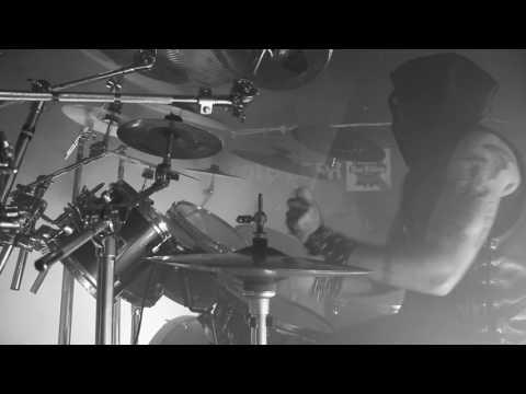 Uada - TREVOR MATTHEWS Drum Cam 2 - live at 5 Star Bar 2/5/2017