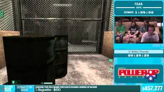 F.E.A.R. by Bl00d_Thunder in 59:25 - Summer Games Done Quick 2015 - Part 98