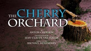 The Cherry Orchard Rehearsal