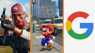 Battlegrounds Going Crossplay? + Miyamoto Worried About Odyssey + Google Fined BILLIONS - The Know