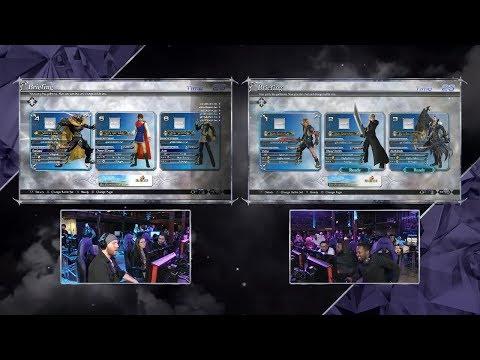 DISSIDIA FINAL FANTASY NT - Amazon x Square Enix Fantasy Finals Tournament