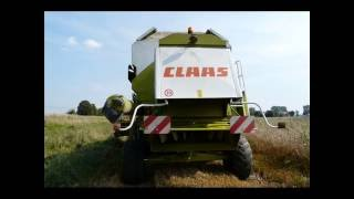 Kombajn Claas Commandor114cs