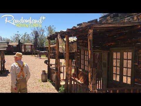 Kanab Utah's FREE Hollywood Museum - movie sets and mayhem in the Old West!