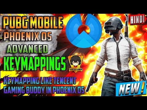 Download How To Do Keymapping Of Pubg In Phoenix Os