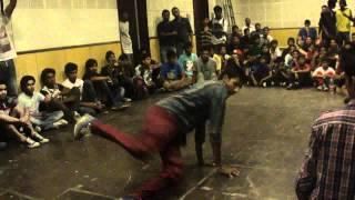 B-Boy Sanjay vs B-Boy Mandeep
