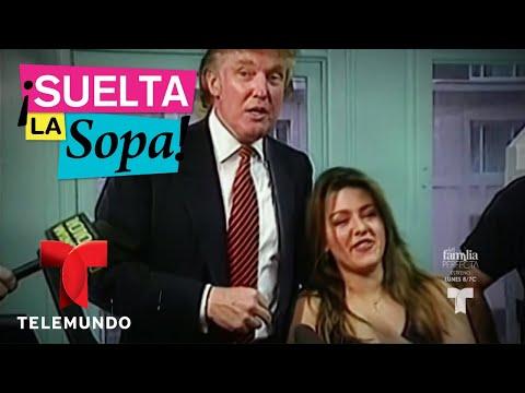 Alicia Machado asegura que Trump quiso tener sexo con ella
