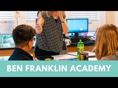 Ben Franklin Academy - A Day In The Life