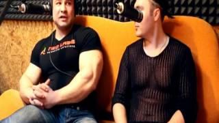 Виталий Фатеев о накачке и здоровом образе жизни