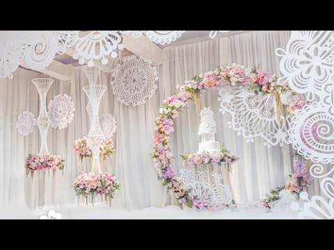 How to diy floral hoop wreath chandelier tutorial youtube how to diy floral hoop wreath chandelier tutorial aloadofball Image collections
