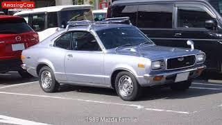 1989 Mazda Familia