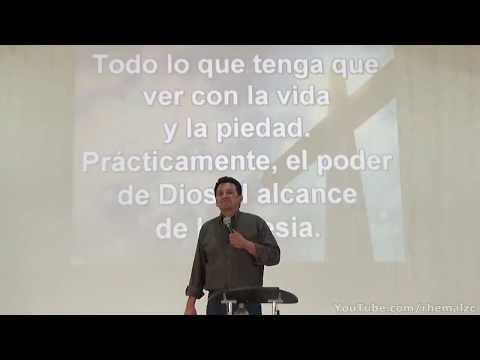 CLASE #23 - La Escalera de Pedro - Parte 3 - 28/Sep/2017 - Pastor Porfirio Martínez