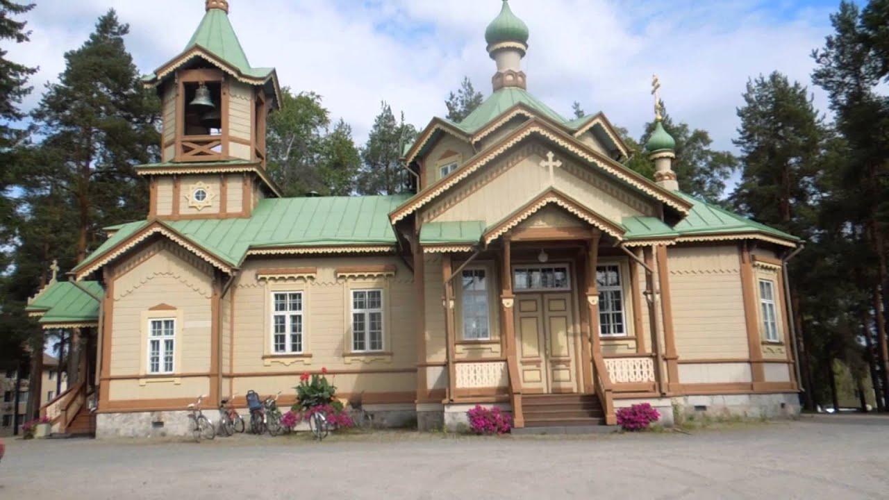 Ortodoksinen Kirkko Joensuu