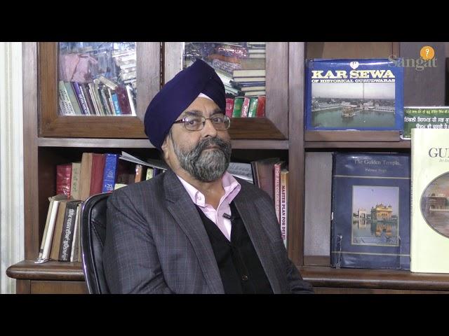 Ek Noor -  Interview Khajinder Singh - Sangat TV Show - 11 Feb 2020