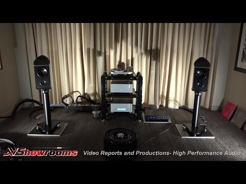 Aaudio Imports, Wilson Benesch Discovery II speakers, Thales, Ypsilon, Stage III, HB Cable Designs,