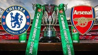 Chelsea vs Arsenal, Carabao Cup, Prediction Match 10-01-2018