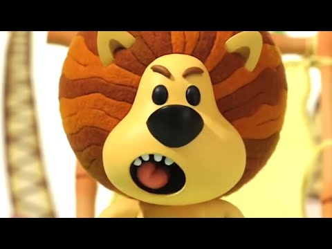 Raa Raa The Noisy Lion | Raa Raa Finds a Voice | English |  Full Episodes | Cartoon For Kids