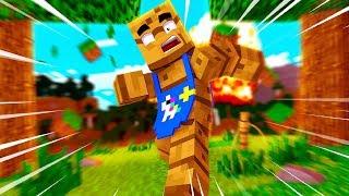 Das Ende von Minecraft Troll Wars? (Pilz Troll)