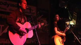 "Rachel Brooke and James Hunnicutt: ""My Dixie Darling"""