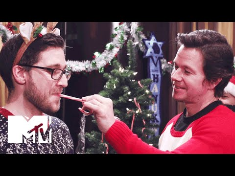 Mark Wahlberg's Holiday Spectacular ft. Emile Hirsch & Taylor Kitsch  MTV After Hours
