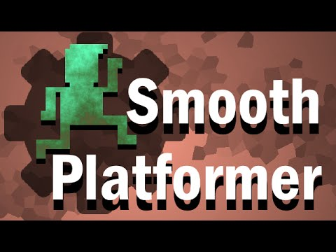 [GameMaker Tutorial] Smooth Perfect Platformer!