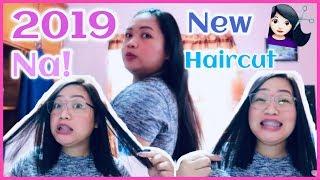 SHORT HAIR PARA SA ROUND FACE!! 💇🏻♀️😱 (BAGAY O SAYANG) | belscarel  💕