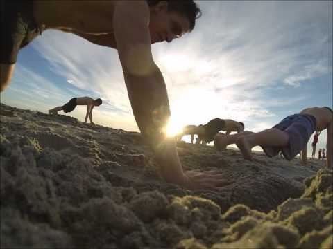 Seattle University Swim and Dive: Training Trip 2014