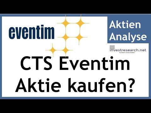 CTS Eventim Aktie kaufen ?  Europas größter Ticketanbieter Mp3